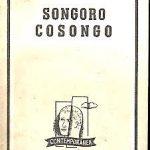 Sóngoro Cosongo. Edición Buenos Aires
