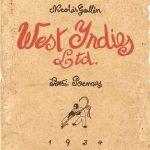 Poemas. Edición West Indies 1934