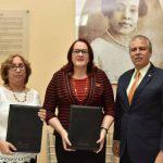 Convenio con Ministerio de la Mujer en Dominicana